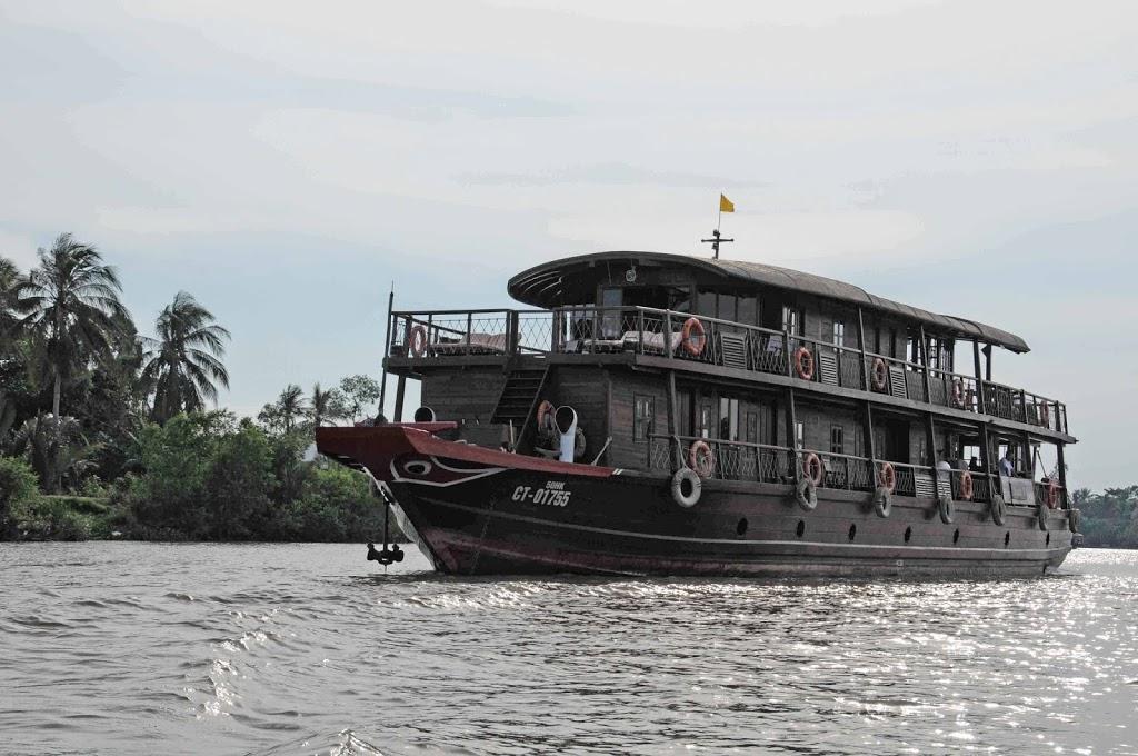 Mekong-Delta und Cholon