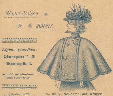 Kataloge 1896 - 1905