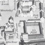 Die Poststrasse von 1710 bis 1990