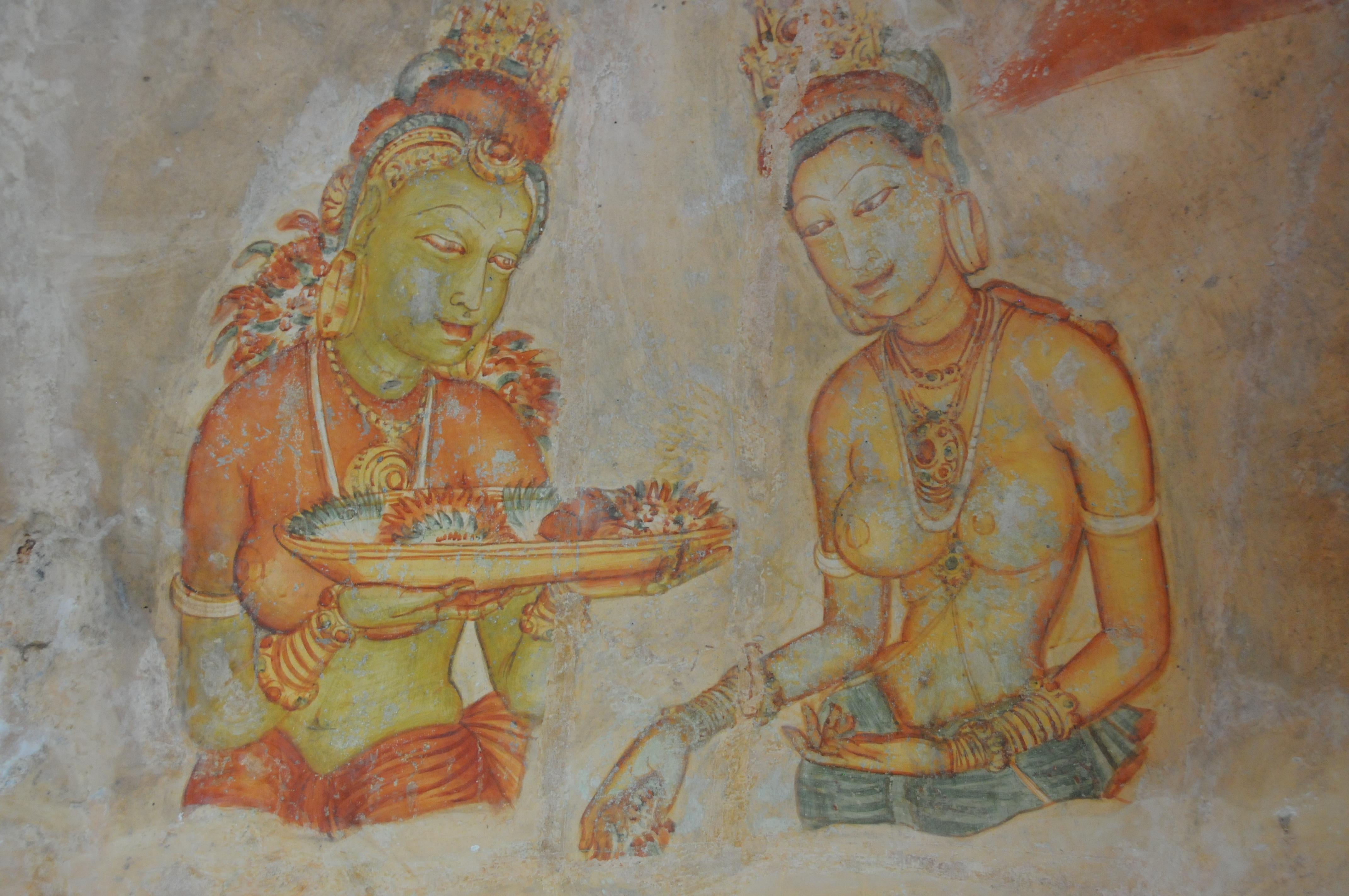 Mittwoch 31. Sigiriya und Polonnaruwa
