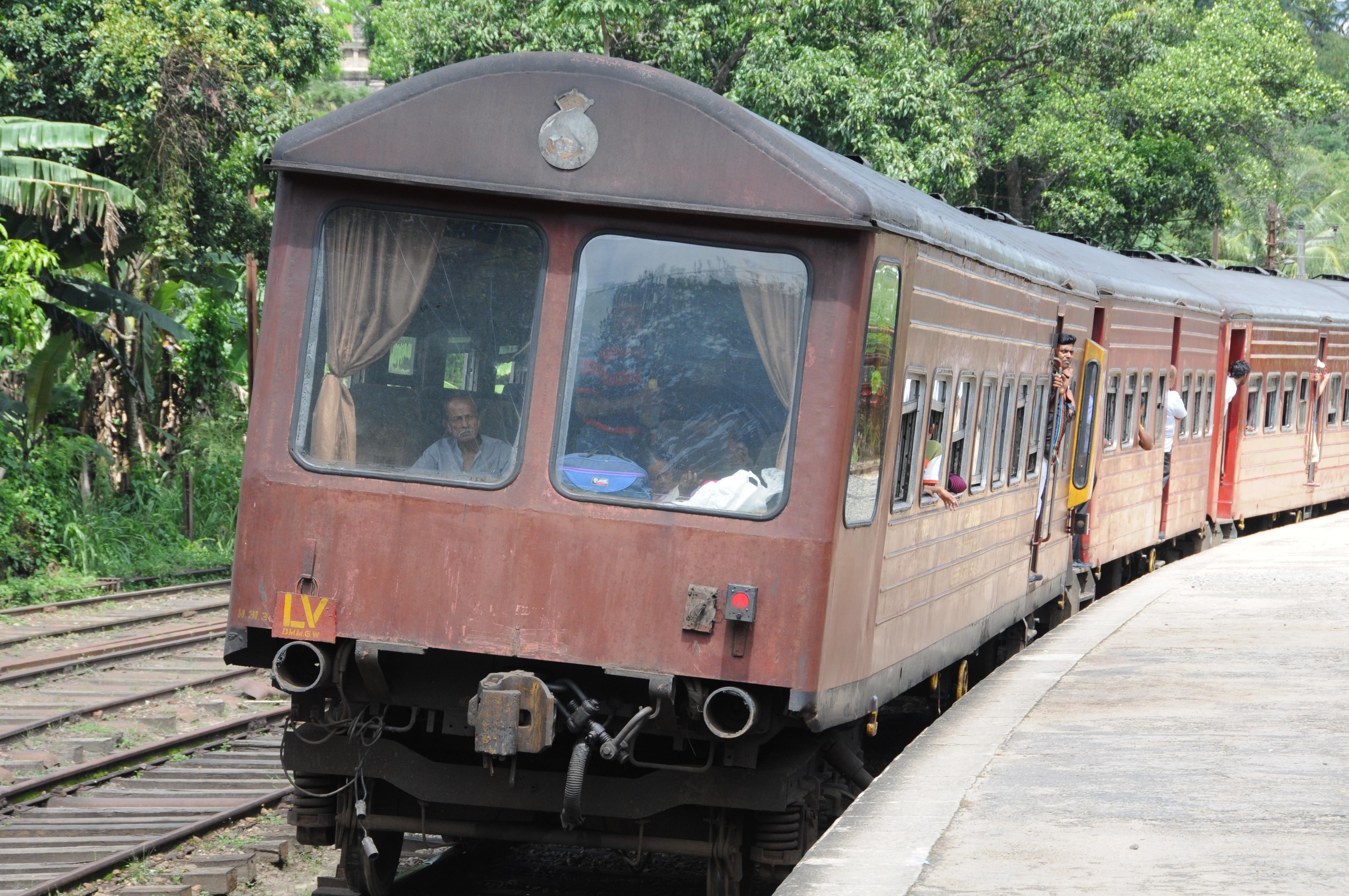 Per Eisenbahn nach Hatton