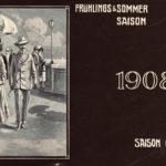 Kataloge 1906 - 1910