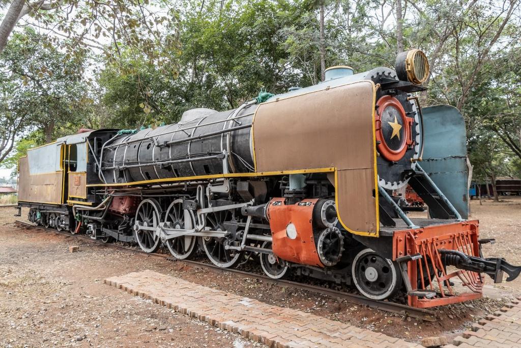 Mysore Railway Museum, Indien