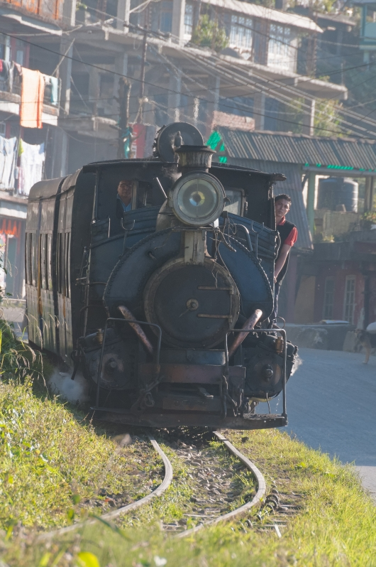 Darjeeling Himalayan Railway - Toy Train