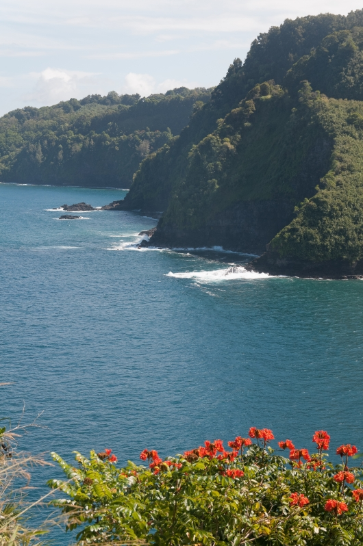 Steilküsten und Vulkane