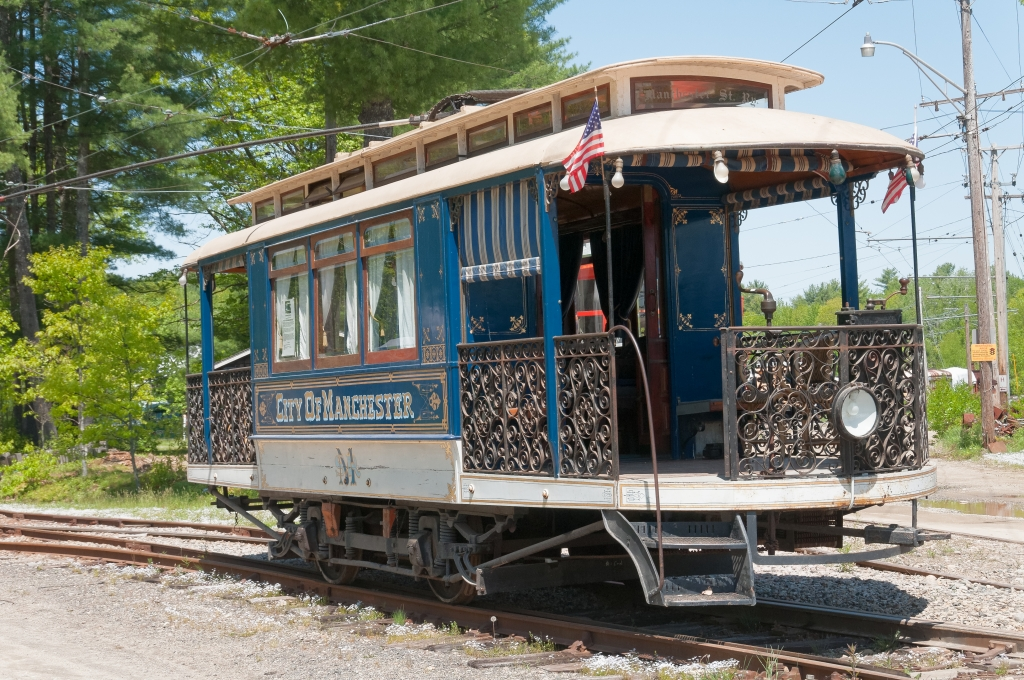 Seashore Trolley Museum 2014