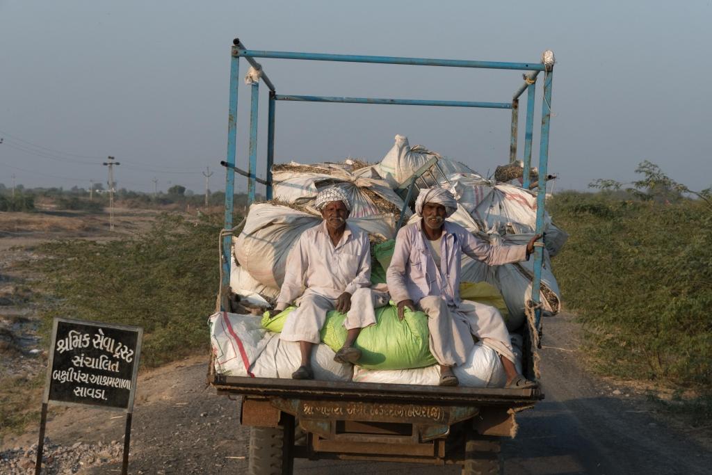 Dasada Village life