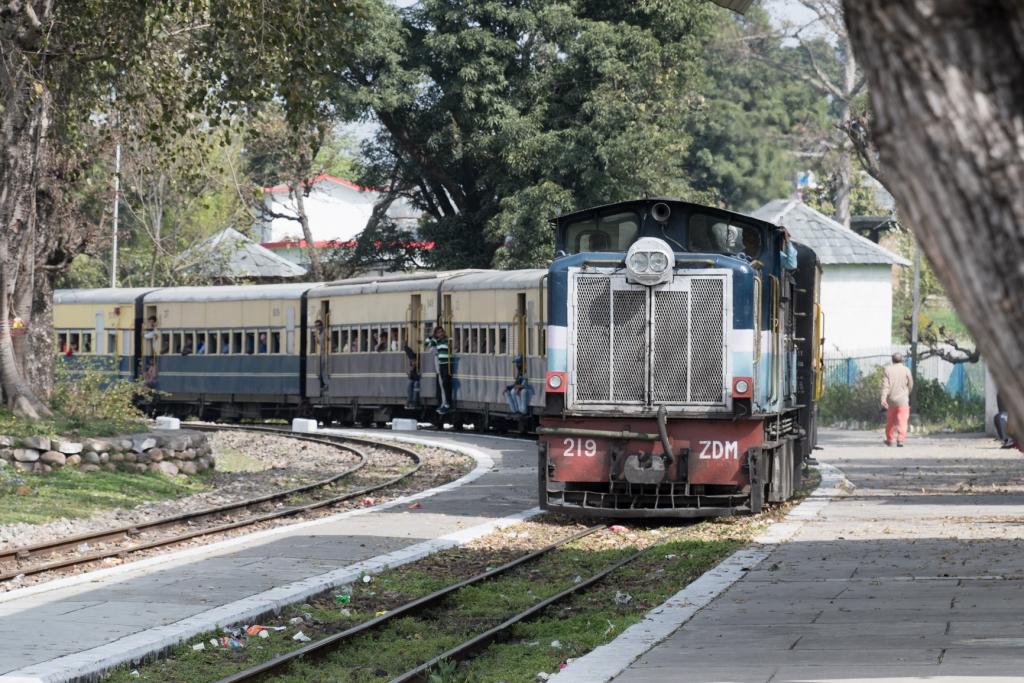 Kangra Valley Toy Train