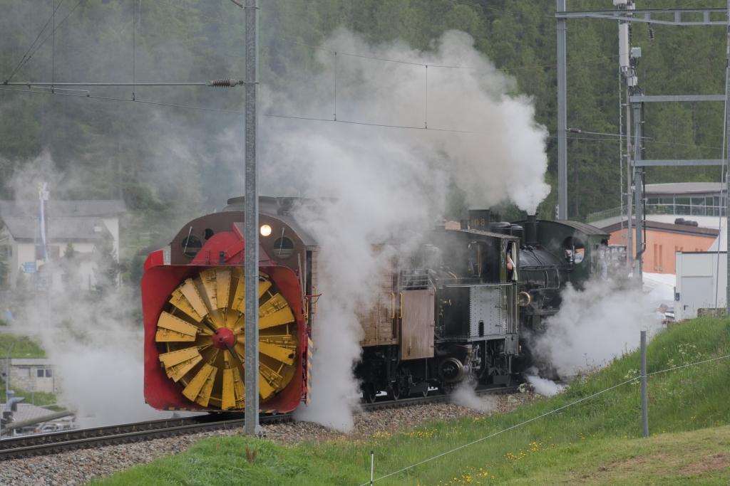 Bahnfestival RhB 2018