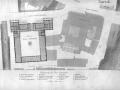 1838 Plan Neues Postgebäude