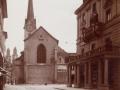 1911 Fraumünsterkirche ohne Ausgang