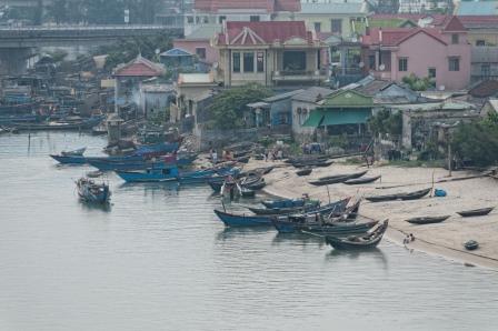 Hue - 2. Tag und Reise nach Hoi An