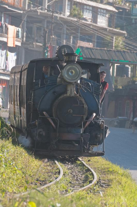 Darjeeling Himalayan Railway - Toy Train