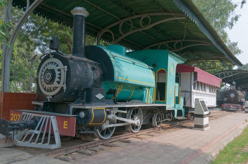 Delhi Railway Museum 2010
