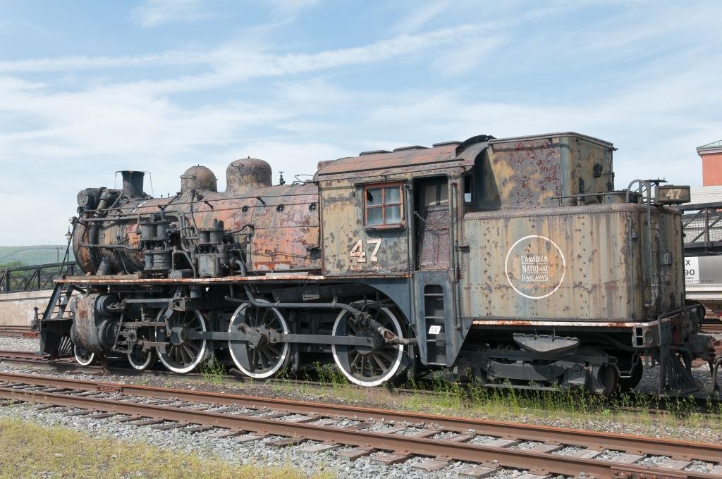 Steamtown USA 2014