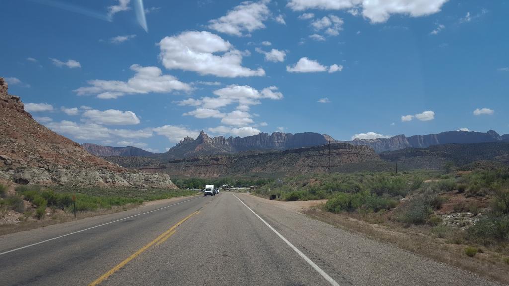 Zion und Bryce Canyon